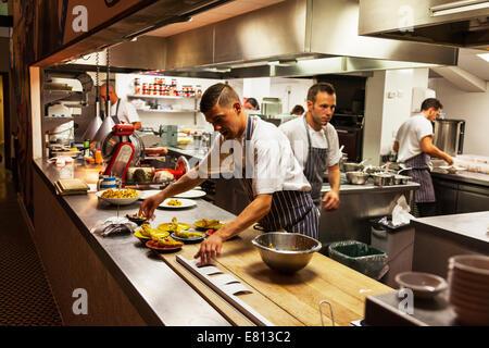 Restaurant Kitchen Pass kitchen pass chef chefs cooks jamie oliver's fifteen restaurant