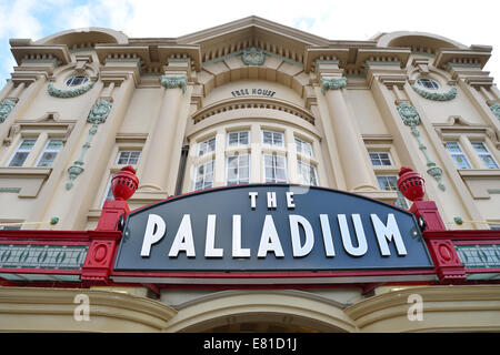 The Palladium, Gloddaeth Street, Llandudno, Conwy County Borough (Bwrdeistref Sirol Conwy), Wales, United Kingdom - Stock Photo