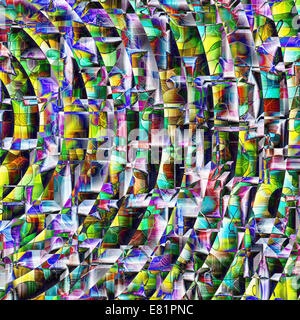 patterned abstract background - Stock Photo