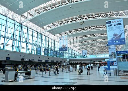 Ministro Pistarini International Airport Buenos Aires Argentina - Stock Photo