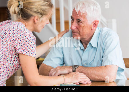 Home help. - Stock Photo