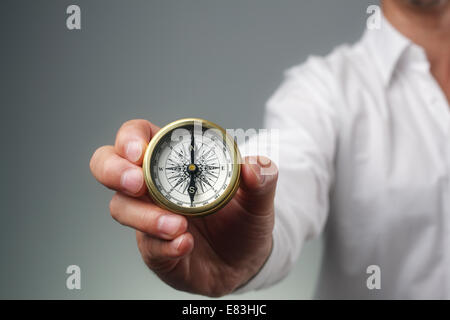 Business direction - Stock Photo
