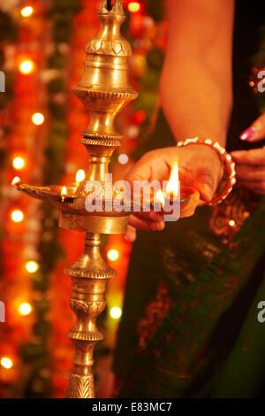 indian diwali Festival - Stock Photo
