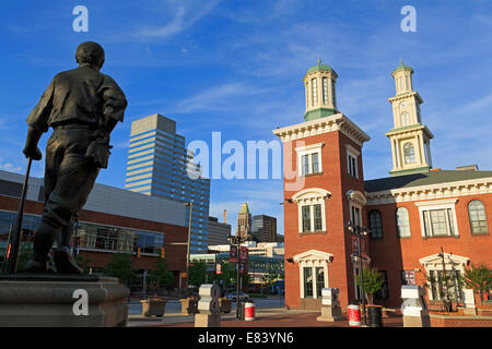 Sports Legends Museum, Camden Yards, Baltimore, Maryland, USA - Stock Photo