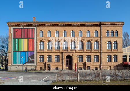 Berlin, Germany, the Science Center Spectrum of the German Museum of Technology Berlin - Stock Photo