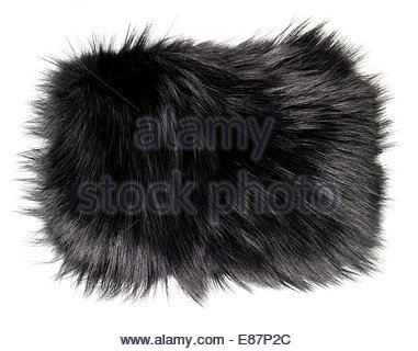 Wolf fur. Fur of wolf close up texture Stock Photo ...