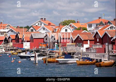 Haellevikstrand, Sweden - Stock Photo
