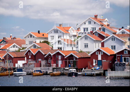 Haellevikstrand, Sweden - Stock Photo