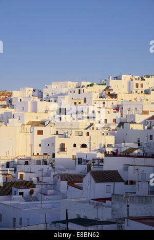 Vejer de la Frontera  Andalusia Spain - Stock Photo