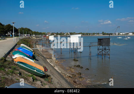 st nazaire, loire atlantique, france - Stock Photo