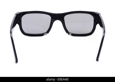 Pair of polarised 3d glasses - Stock Photo