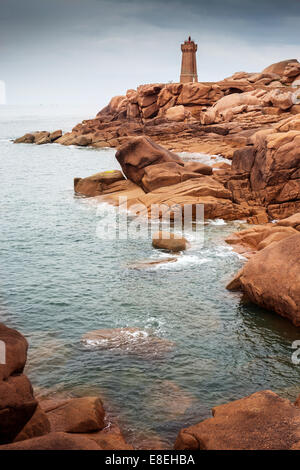 Lighthouse Cliffs Cote De Granite Rose Pointe De