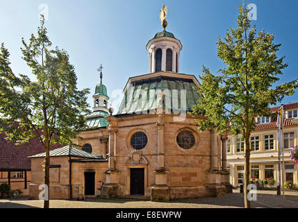 Marienkapelle chapel, Telgte, Münsterland, North Rhine-Westphalia, Germany - Stock Photo