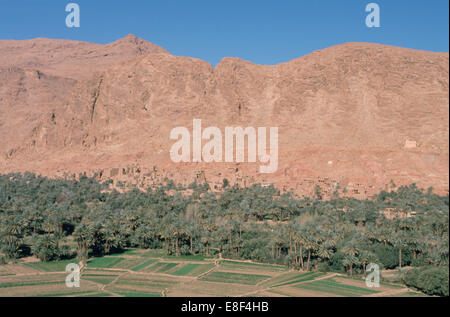 Tinerhir, Morocco. - Stock Photo