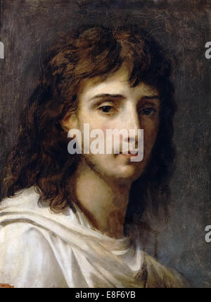 Self-Portrait. Artist: Gros, Antoine Jean, Baron (1771-1835) - Stock Photo