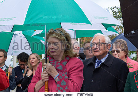 Nottingham, UK. 7th October, 2014.   Margaret Humphreys who did much to raise the issue of child migration.  Former - Stock Photo