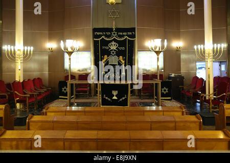 Don Isaac Abravanel synagogue - Stock Photo