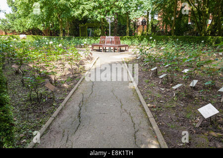 Splendid Garden Centre Uk Stock Photo Royalty Free Image   Alamy With Goodlooking Memorial Garden At The National Holocaust Centre At Laxton  Nottinghamshire England Uk  With Archaic Cheap Eats Covent Garden Also Kelmarsh Hall And Gardens In Addition Sushi Garden Menu And Wyvale Garden As Well As White Rattan Garden Furniture Additionally Hunter Gardener Clog From Alamycom With   Goodlooking Garden Centre Uk Stock Photo Royalty Free Image   Alamy With Archaic Memorial Garden At The National Holocaust Centre At Laxton  Nottinghamshire England Uk  And Splendid Cheap Eats Covent Garden Also Kelmarsh Hall And Gardens In Addition Sushi Garden Menu From Alamycom