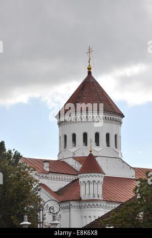 Lithuania, Vilnius, traditional church - Stock Photo