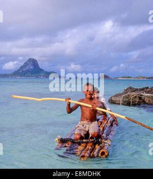 Kayaking To Islands Off Beach