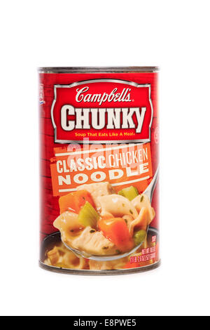 Campbell S Chunky Soup Food Label