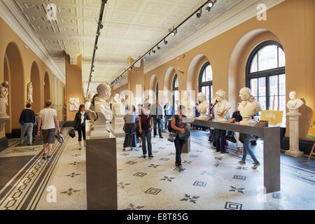 Victoria and Albert Museum, Kensington, London, England, United Kingdom - Stock Photo