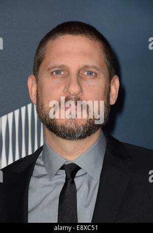 Washington, DC, USA. 15th Oct, 2014. David Ayer at arrivals for FURY Premiere, Newseum, Washington, DC October 15, - Stock Photo