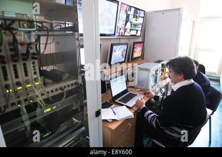 Control Center - Stock Photo