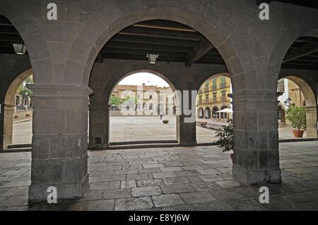 Poble Espanyol - Stock Photo
