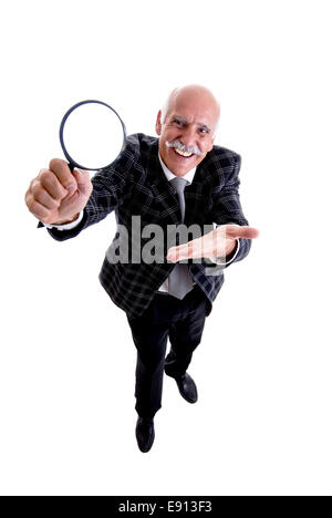 Encouraging prospects - Stock Photo