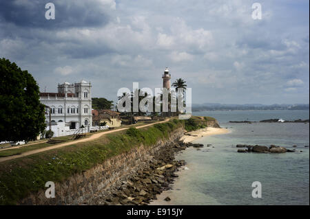 Fort in Galle - Stock Photo