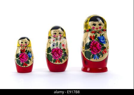 Babuschka - Stock Photo