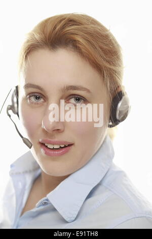 Customer support - Stock Photo