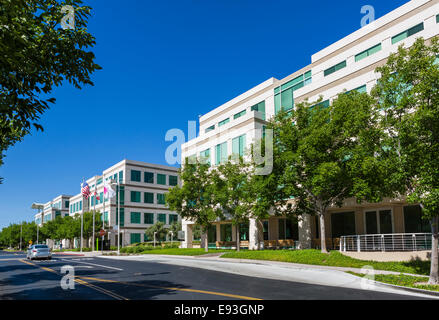 apple inc head office campus one infinite loop cupertino california usa