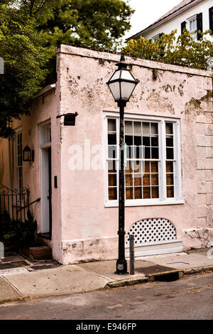 The Pink Tea Room At St Philip S Episcopal Church In The