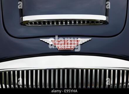Classic Car Austin Healey 3000 MK3 - Stock Photo