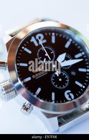 Haemmer Giant luxury men's watch - Stock Photo