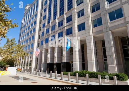 US Department of Homeland Security headquarters - Washington, DC USA - Stock Photo
