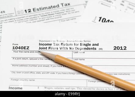 Closeup of US Federal Income Tax refund check - USA Stock Photo ...