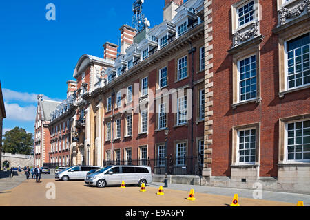 Five Star Grand Hotel York North Yorkshire England UK United Kingdom GB Great Britain (Former GNER Headquarters) - Stock Photo