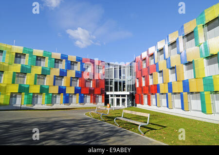 Athenee college, Luxembourg - Stock Photo