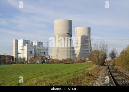 power plant, Hamm, Germany