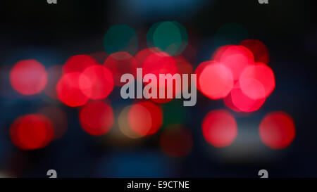 Artistic style - Defocused urban abstract texture background for your design. - Stock Photo