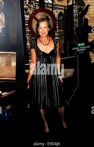 London, UK. 24th Oct, 2014. Jenny Agutter attend the Specsavers Crime Thriller Awards 2014 at the Grosvenor House - Stock Photo