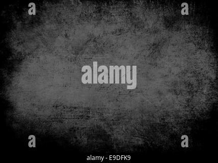 old gray grunge background - Stock Photo