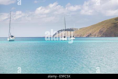 Hans Lollik Island >> Beach scene St Thomas USVI Stock Photo, Royalty Free Image: 74712232 - Alamy