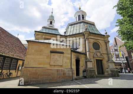 pilgrimage chapel, Telgte, Germany - Stock Photo