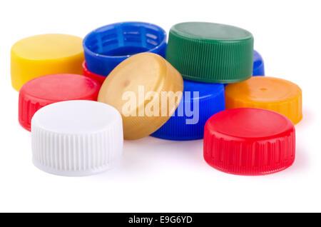 Bottle caps - Stock Photo