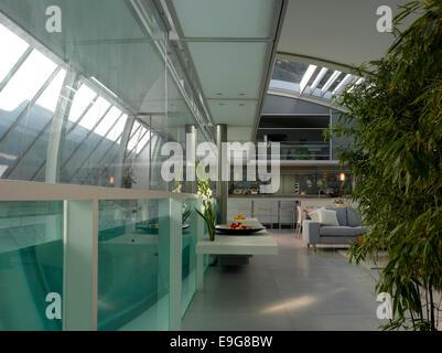 Cut And Frame House London United Kingdom Architect Ashton Porter Stock Photo Royalty Free