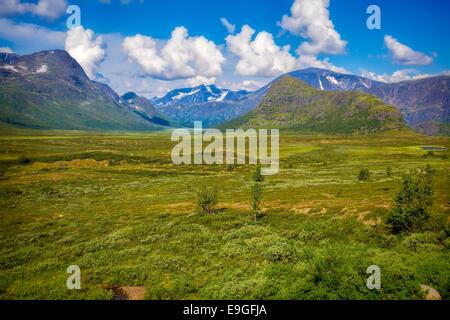 Stryn in Norway - Stock Photo